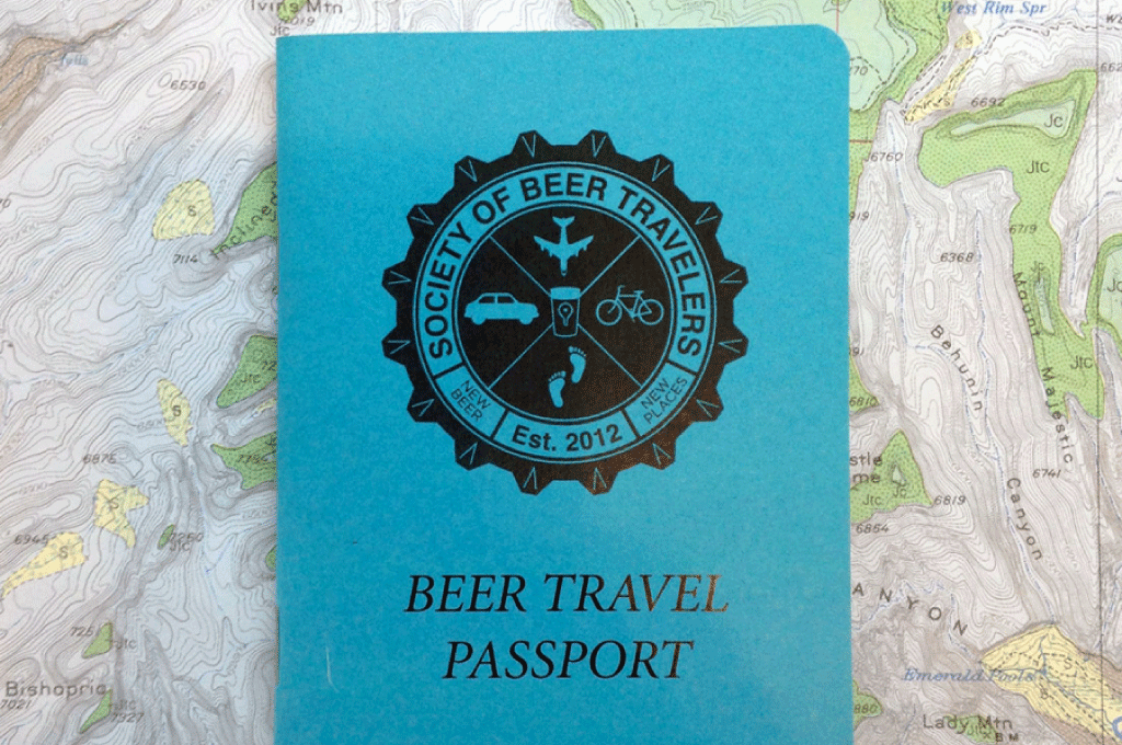 Beer Travel Passport