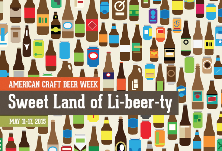 American Craft Beer Week Interactive Graphic