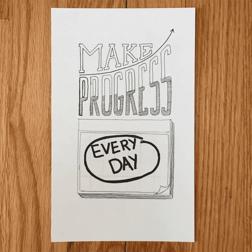 Make-Progress-Everyday