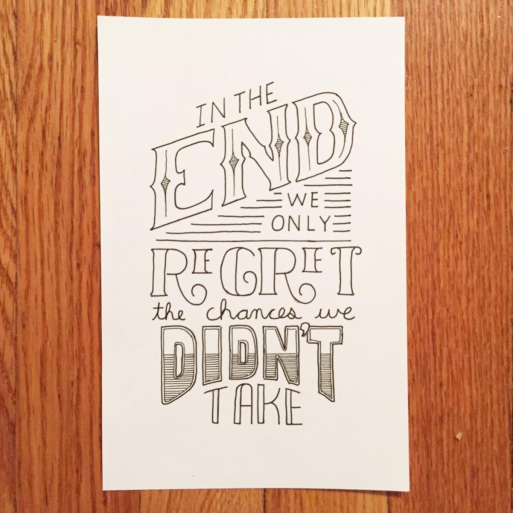 Regret-Chances-We-Didn't-Take