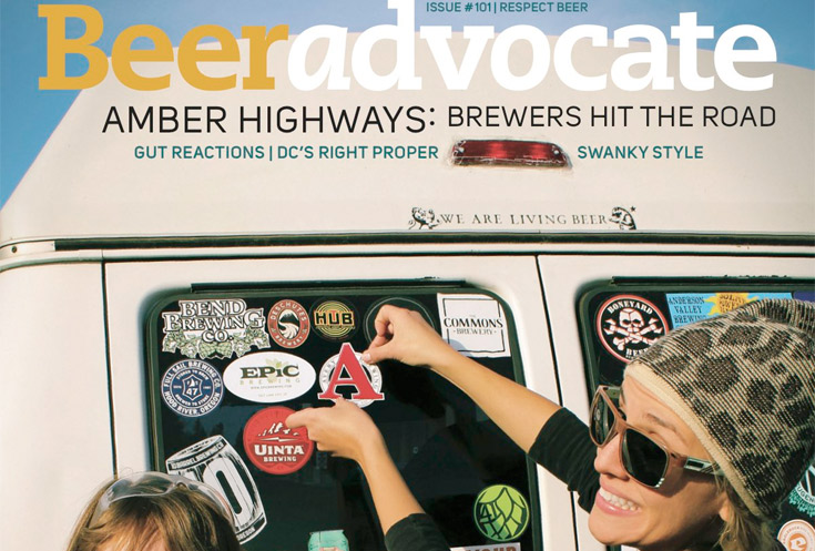 Amber Highways: Brewers Hit the Road