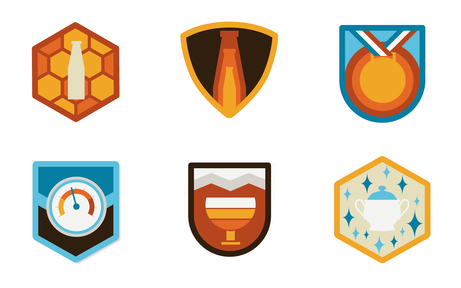 Brew Guru Icon Set