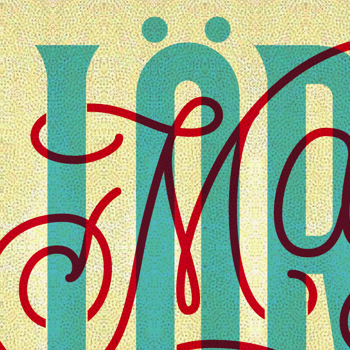 MAY-LORT Lettering